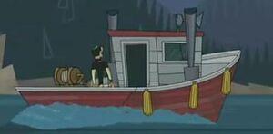 TDI Duncan barca del perdente