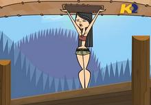 TDI Heather getta canoa su Tyler