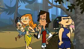 TDI Izzy, Noah e Eva collaborano nellla caccia alla valigetta
