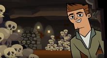 Don nelle catacombe