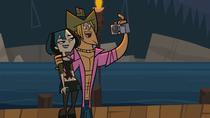Geoff e Gwen si fanno un selfie