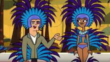 Don e nativa Brasile