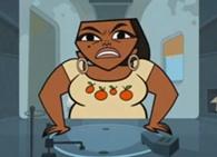 Leshawna nel confessionale