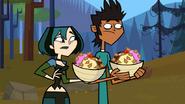 Mike e Gwen gelato