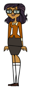 Total drama ellody vector stance by tdsameylove-d8ypect