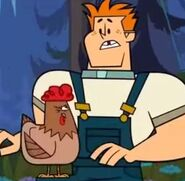 Rodney Clucky Total Drama True Chicken A tutto reality l'isola di pahkitew