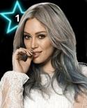 AS Hilary Duff