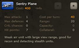 Sentry Plane