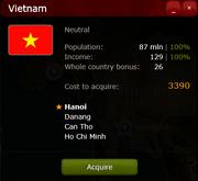 Vietnam info