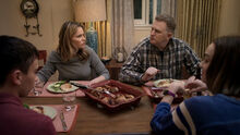 Family dinner atypical