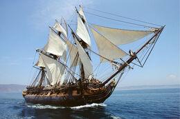 HMSSurpriseShip
