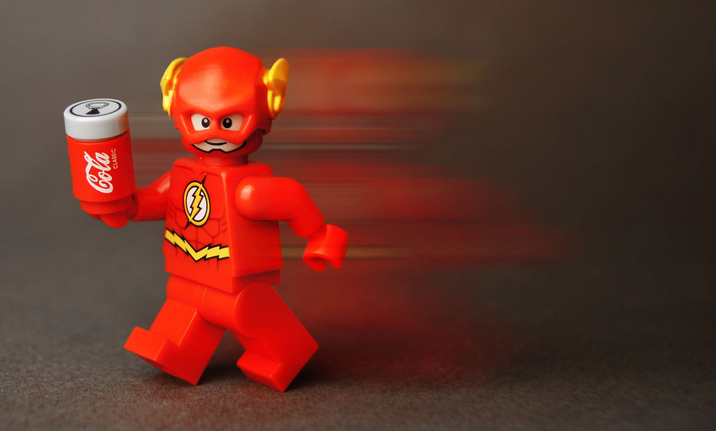 The Flash (Lego)