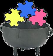 Puzzle potluck