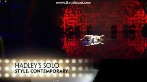 Abby's Ultimate Dance Competition - Hadley's solo - Episode 5