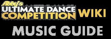 Music Guide 1