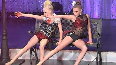 Abby's Ultimate Dance Competition Full Dance Vampire Attack (S2, E9)