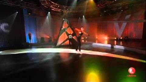AUDC S02E05 Top of the Pyramid Duet Travis & Tyler