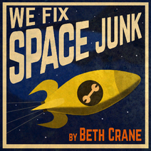 Space Junk Front Cover