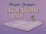 It's a Worm Day