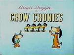 Crow Cronies