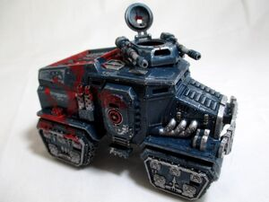 662436 md-Am, Astra Militarum, Chaos, Renegade, Taurox, Traitor, Transport