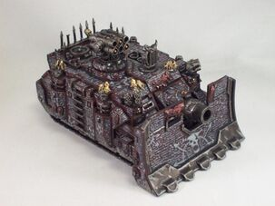 436970 md-Chaos Space Marines, Games Workshop, Vindicator, Warhammer 40,000, Word Bearers
