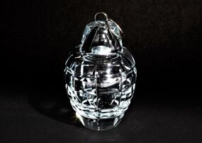 Dorothy 0015f Crystal Glass Grenades