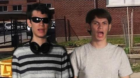 Tyler vs. Richard - Epic Rap Battles of White Station 1