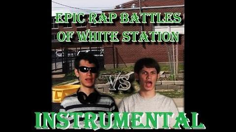 *INSTRUMENTAL* Tyler vs. Richard - Epic Rap Battles of White Station