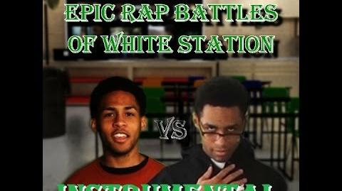 *INSTRUMENTAL* Clinton vs. Walter - Epic Rap Battles of White Station