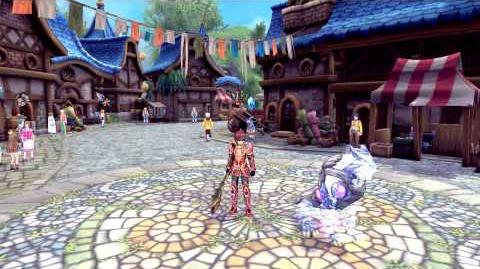 Aura Kingdom Panther Eidolon - Founder's Pack