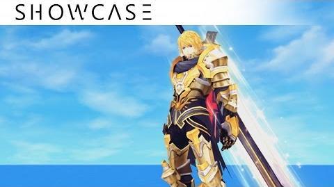 Showcase Aura Kingdom Eidolons - Bealdor's Combo Skill