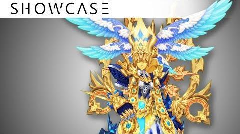 Showcase Aura Kingdom Eidolons - Nalani's Combo Skill