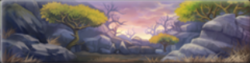 Banner Desolate Valley