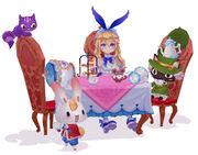 Tea Party Queen