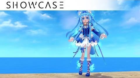 Showcase Aura Kingdom Eidolons - Ayako's Combo Skill