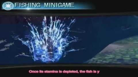Aura Kingdom - Fishing Mini Game (Tutorial)