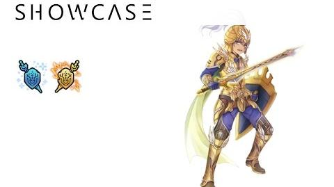 Showcase Aura Kingdom Guardian (Sword and Shield) - Weapon Specialization Paths & Mastery Skills
