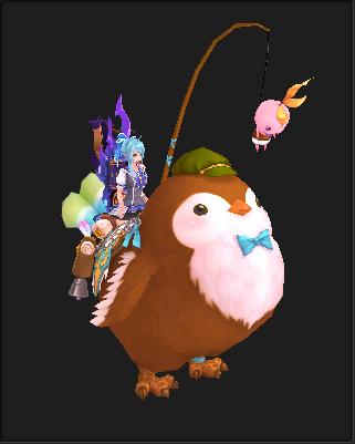 Chubby Bird 3 Days