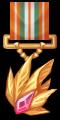Gold Elite Hunter Medal