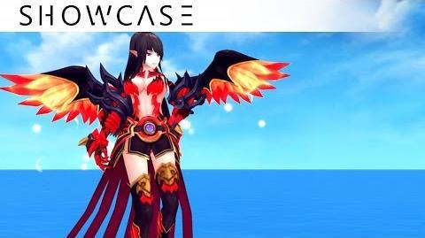 Showcase Aura Kingdom Eidolons - Hel's Combo Skill