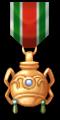Gold Alchemizer Medal