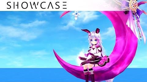 Showcase Aura Kingdom Eidolons - Cesela's Combo Skill