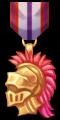 Gold Lethal Medal