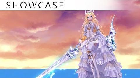 Showcase Aura Kingdom Eidolons - Astraea's Combo Skill