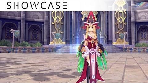 Showcase Aura Kingdom Brawler Ravager (Katars Great Axe) - Skills & Combo Gameplay