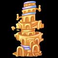 Gold Skyscraper Medal