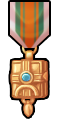Gold Adventure Medal