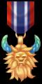 Gold Ultimate Medal