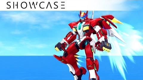 Showcase Aura Kingdom Eidolons - Kaiser Zeta's Combo (Mounting) Skill